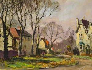 Rustle of Spring, Chislehurst