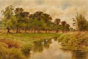 Bend of the Ravensbourne
