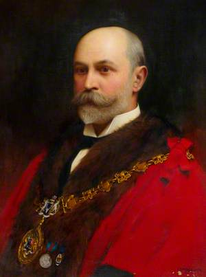 Alderman R. Gordon Brew (1912–1913)