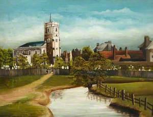 St Mary's, Lewisham