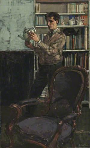 A Collector (Self Portrait)