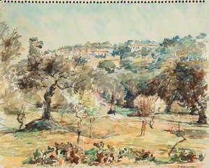Almond Blossom, Algarve