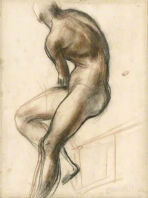 Study, Male Nude