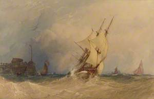 Shipping Off a Harbour