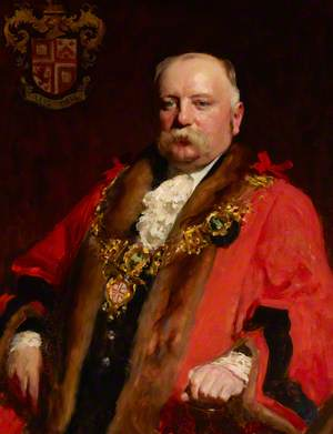 Matthew Wallace, 1st Mayor of Camberwell