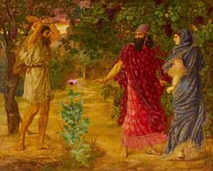 Elijah, Ahab and Jezebel