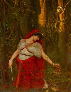 Medea the Sorceress