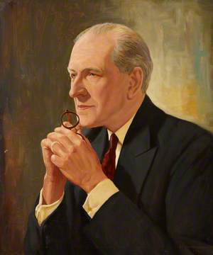 Dr Wilfred Greenhouse-Allt (1889–1969), CVO, CBE, FRCO, FTCL, Principal of Trinity College of Music
