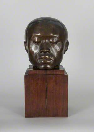 Chinese Head (Chia-Chu Chang/The Chinese Philosopher)