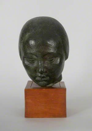 Chinese Head (Kwa Nin/Chinese Lady of Peace)