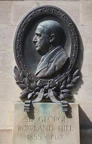 Sir George Rowland Hill (1855–1928)