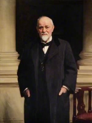 Sir Reuben Vincent Barrow (1838–1918)