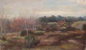 Cottages on Addington Hills, Croydon, Surrey (Mount Pleasant)