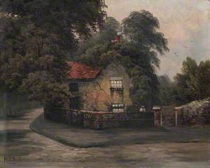 Thornton Heath Farmhouse, Surrey (Collier's Water)