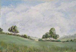 Landscape, Mostly Sky