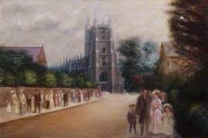 Carshalton Church, Surrey