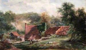 At the Foot of Addington Hills, Croydon, Surrey