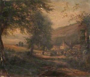 Old Fox Farm, Croham Hurst, Croydon, Surrey