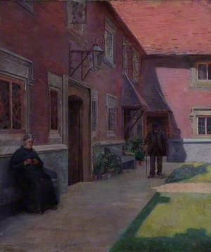 Whitgift Almshouse, Croydon, Surrey
