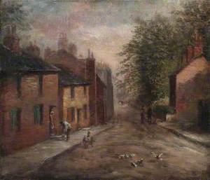 Coombe Lane, Croydon, Surrey