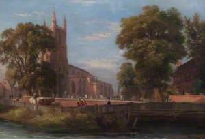 Croydon Parish Church, Surrey