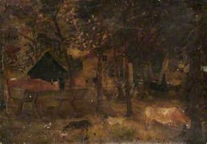 White Horse Farm House