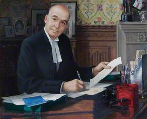 Bernard Weatherill (1920–2007), Croydon MP, Speaker of the House of Commons