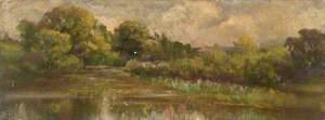 New Pond, Merstham, Surrey