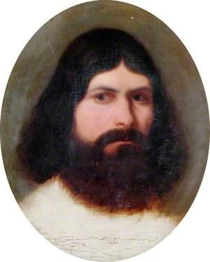 Portrait of a Russian Merchant