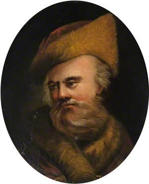 Portrait of a Cossack