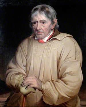 John Wells, Gardener at Debdale