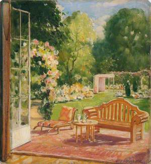 A Garden in Summer