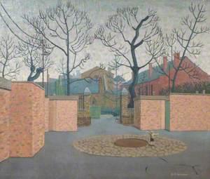 A Garden in Lambeth, London