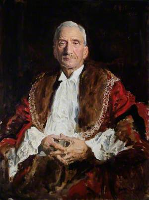 Sir Alfred Woodgate (1860–1943), Mayor of Kingston (1932–1935)