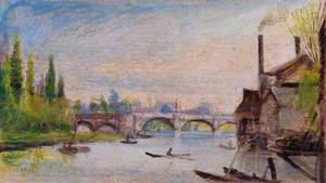 Kingston Bridge, Surrey
