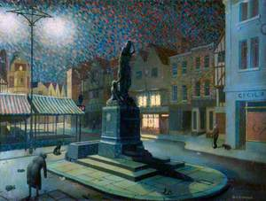Nocturne (Market Place), Kingston, Surrey