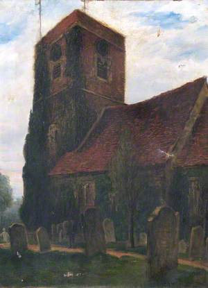 Malden Church, Surrey