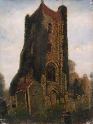 Ewell Church Tower, Surrey