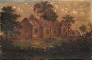 Clapham Old Church, London