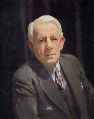 Sidney Sanders (1871–1942), Alderman and Chair of the Wandsworth Borough Housing Committee