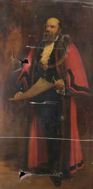 Captain C. W. Andrew