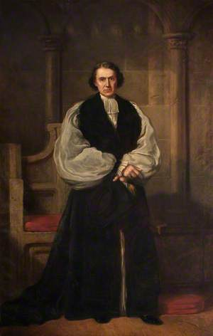 Archibald Campbell Tait (1811–1882), Archbishop of Canterbury