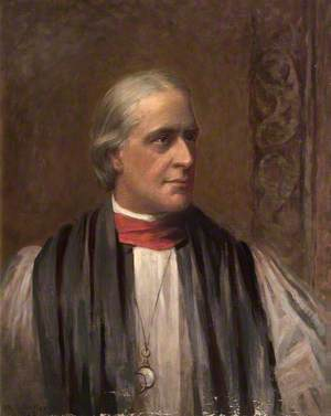 Edward White Benson (1829–1896), Fellow, Archbishop of Canterbury (1883–1896)