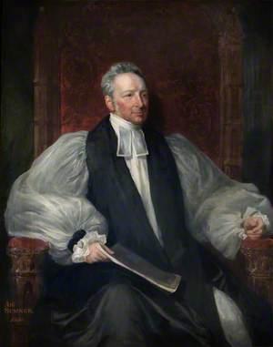 John Bird Sumner (1780–1862), Archbishop of Canterbury