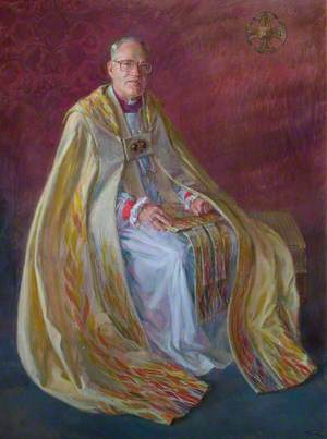 George Carey (b.1935), Archbishop of Canterbury