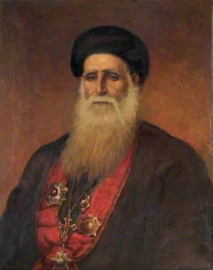 Patriarch Mor Ignatios `Abded-Aloho II Sattuf (1833–1915)