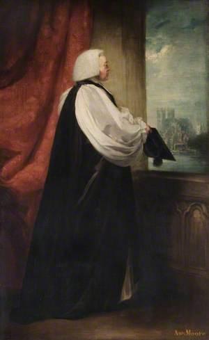 John Moore (1730–1805), Archbishop of Canterbury