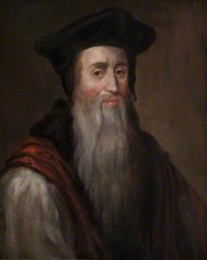Thomas Cranmer (1489–1556), Archbishop of Canterbury