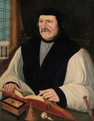 Matthew Parker (1504–1575), Archbishop of Canterbury