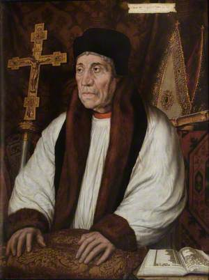 William Warham (c.1450–1532), Archbishop of Canterbury